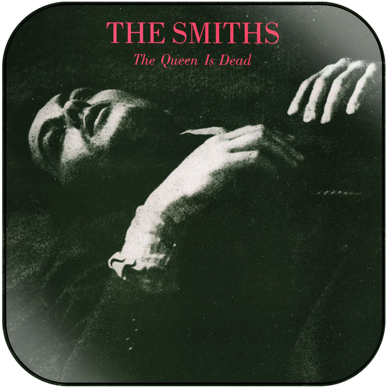 The Smiths - The Queen Is Dead-1 Album Cover Sticker