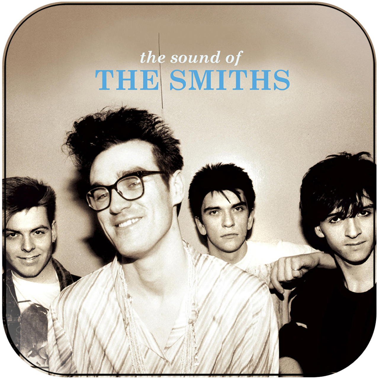 The Smiths - The Sound Of The Smiths-2 Album Cover Sticker