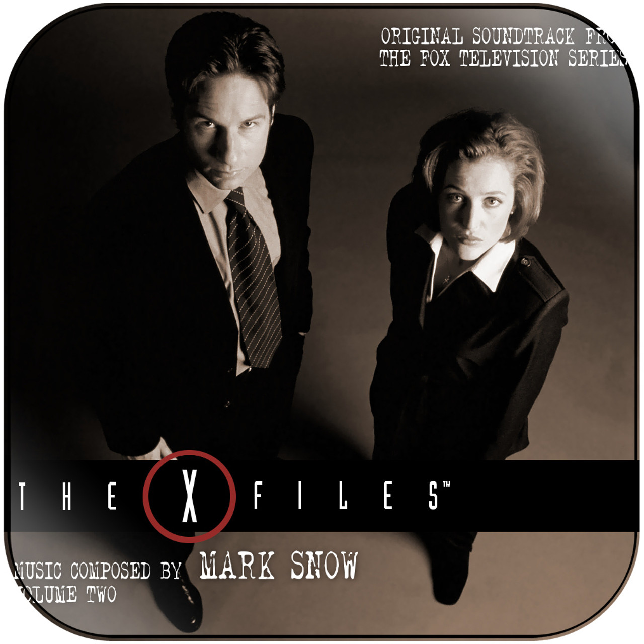 x-files soundtrack
