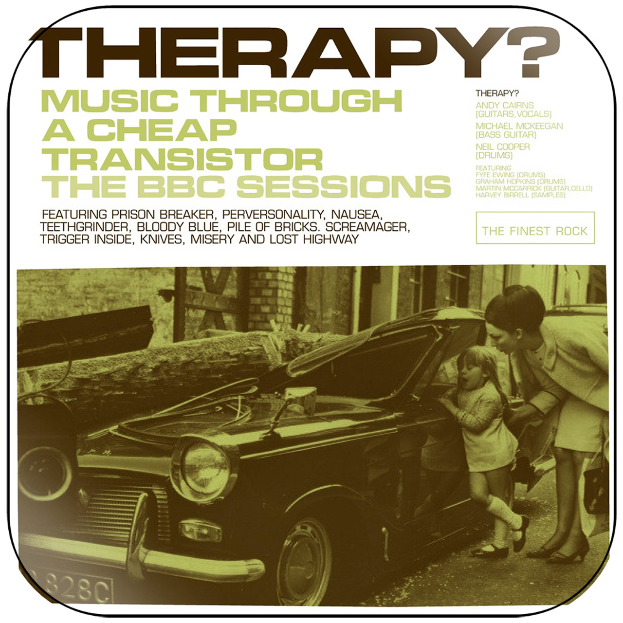 Therapy Music Through A Cheap Transistor The Bbc Sessions Album