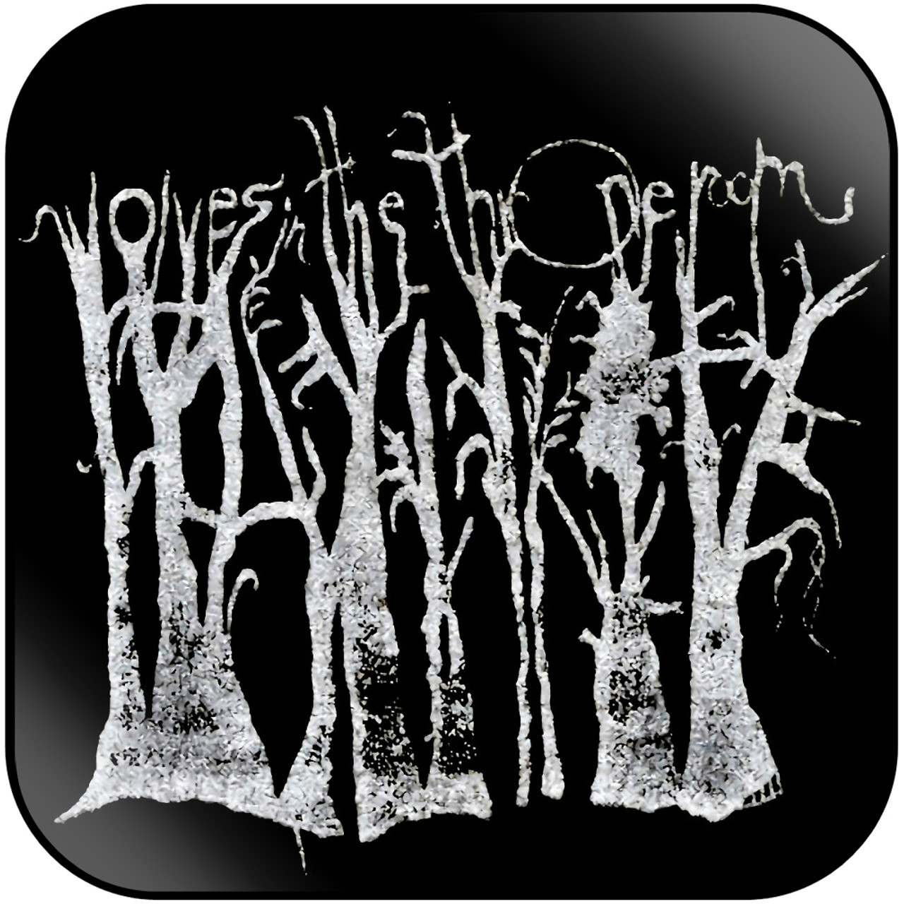 Wolves In The Throne Room Wolves In The Throne Room Album Cover Sticker