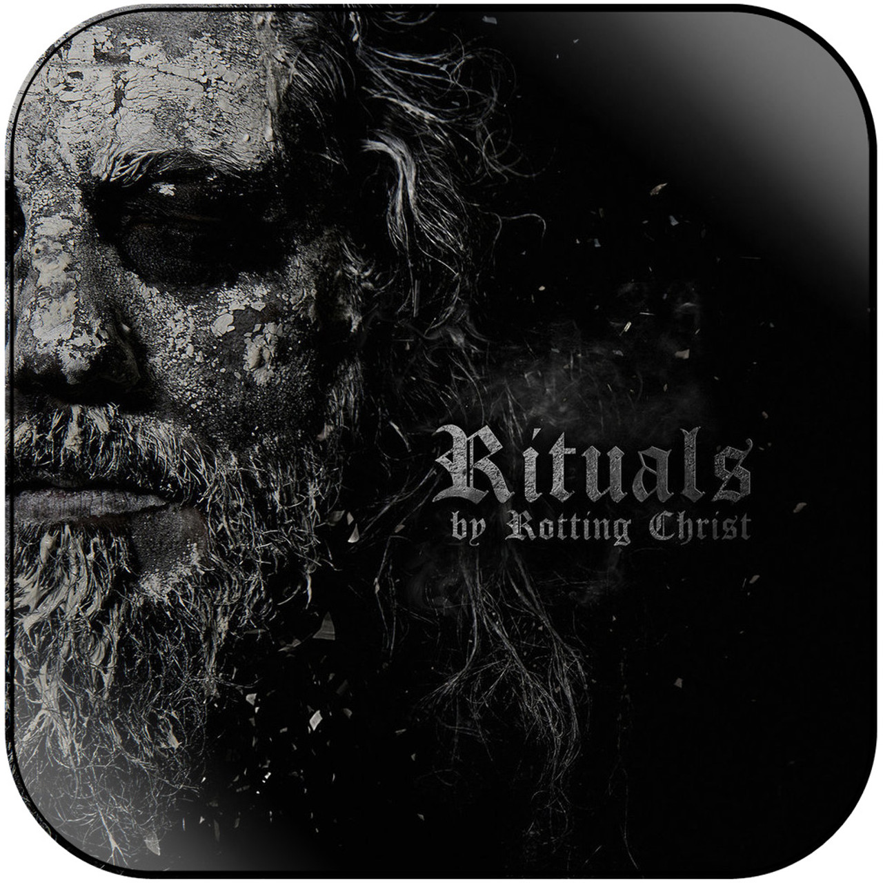 Rotting Christ - rituals Album Cover Sticker Album Cover Sticker