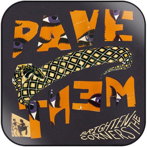 Pavement Brighten The Corners Album Cover Sticker Album Cover Sticker