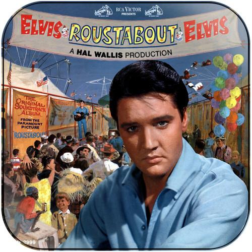 Elvis Presley Roustabout-2 Album Cover Sticker Album Cover Sticker