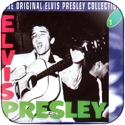 Elvis Presley The Original Elvis Presley Collection-1 Album Cover Sticker Album Cover Sticker