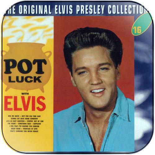Elvis Presley The Original Elvis Presley Collection-2 Album Cover Sticker Album Cover Sticker