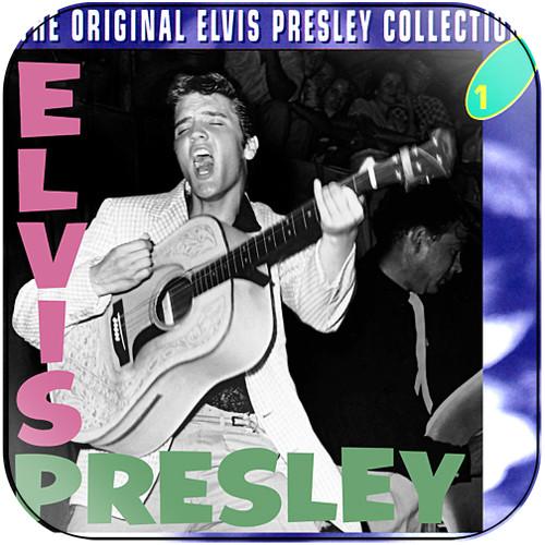 Elvis Presley The Original Elvis Presley Collection-4 Album Cover Sticker Album Cover Sticker