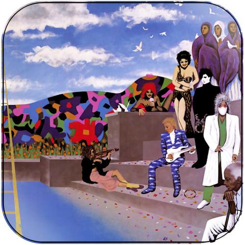 Prince Around The World In A Day-1 Album Cover Sticker Album Cover Sticker