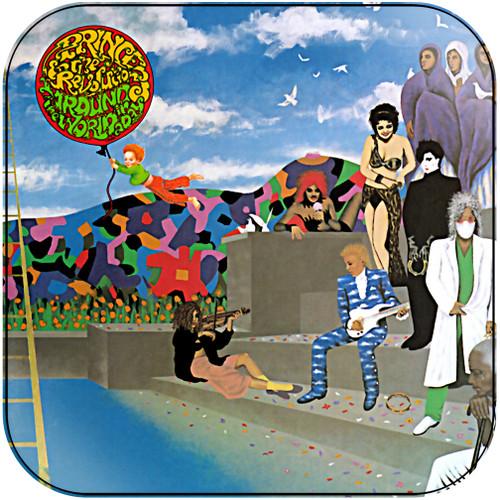 Prince Around The World In A Day-2 Album Cover Sticker Album Cover Sticker