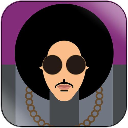 Prince Baltimore Album Cover Sticker Album Cover Sticker