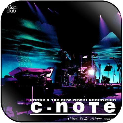 Prince C Note-1 Album Cover Sticker Album Cover Sticker