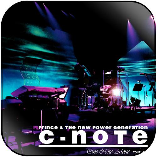 Prince C Note-2 Album Cover Sticker Album Cover Sticker