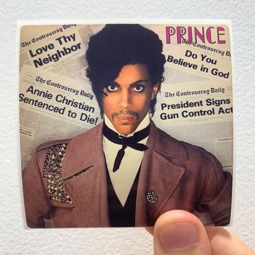 Prince Controversy Album Cover Sticker