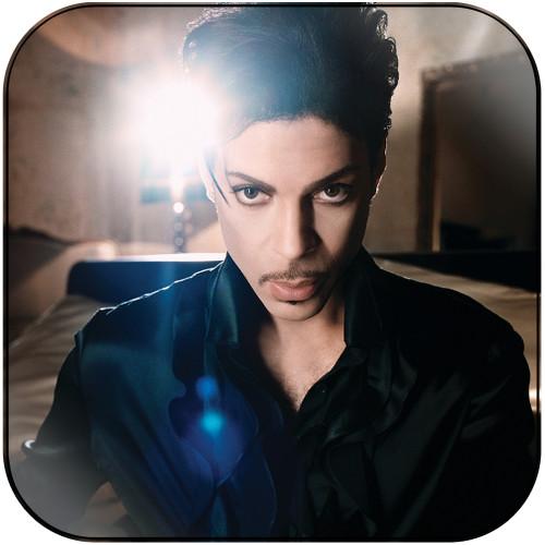 Prince Extraloveable Album Cover Sticker Album Cover Sticker