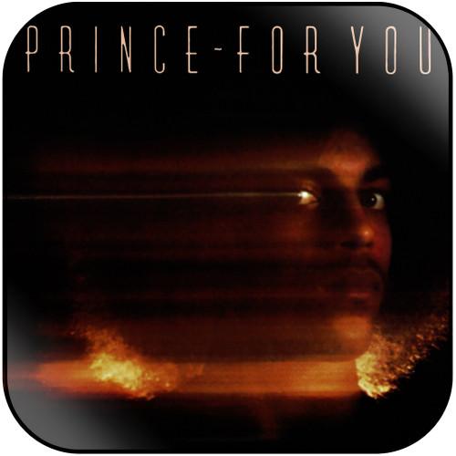 Prince For You Album Cover Sticker Album Cover Sticker