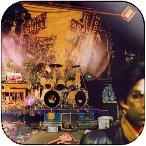 Prince Sign The Times Album Cover Sticker Album Cover Sticker