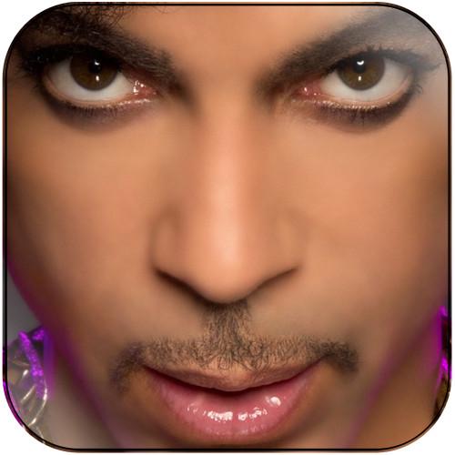 Prince The Breakdown Album Cover Sticker Album Cover Sticker