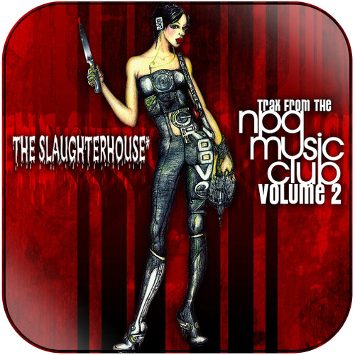 Prince The Slaughterhouse Album Cover Sticker Album Cover Sticker