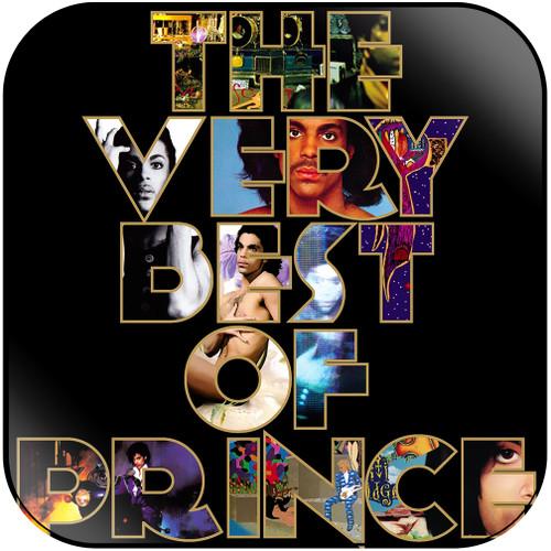 Prince The Very Best Of Prince-1 Album Cover Sticker Album Cover Sticker