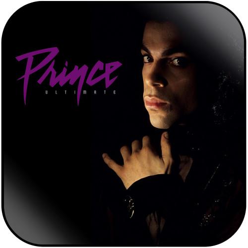Prince Ultimate Album Cover Sticker Album Cover Sticker