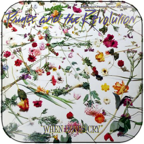 Prince When Doves Cry 17 Days-1 Album Cover Sticker Album Cover Sticker