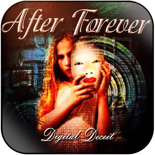 Psychostick The Digital Appetizer Album Cover Sticker Album