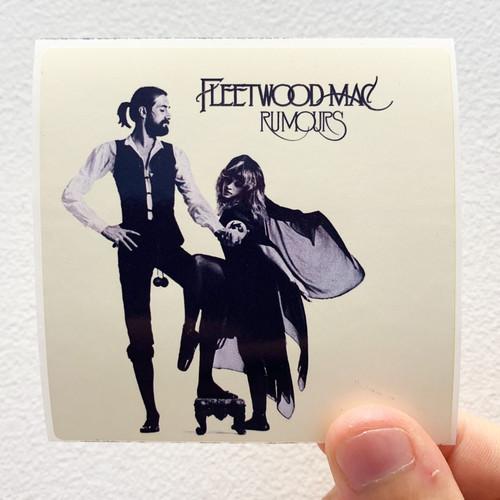 Fleetwood Mac Rumours Album Cover Sticker