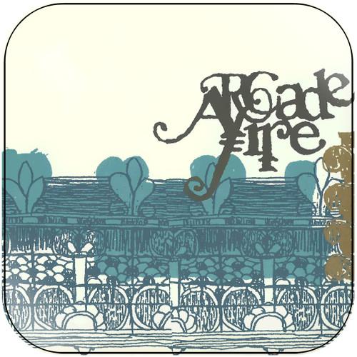 Arcade Fire Arcade Fire Album Cover Sticker Album Cover Sticker