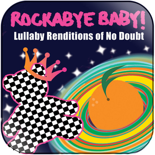 Michael Armstrong Rockabye Baby Lullaby Renditions Of No Doubt Album Cover Sticker Album Cover Sticker