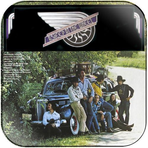 Asleep at the Wheel Asleep At The Wheel Album Cover Sticker Album Cover Sticker