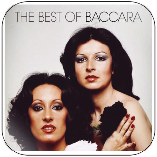 Baccara 6 Suiten Fr Violoncello Solo Pierre Fournier 1960 Recording Album Cover Sticker Album Cover Sticker