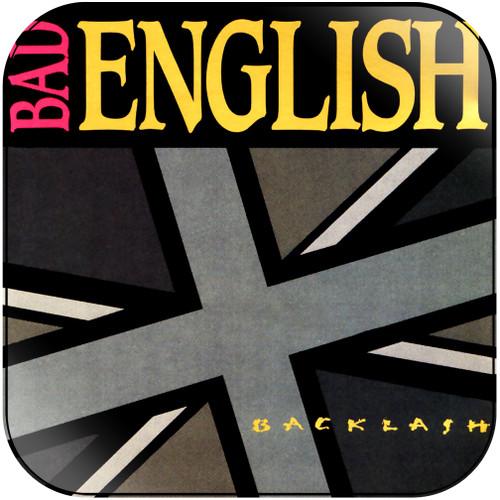 Bad English Bad English Album Cover Sticker Album Cover Sticker