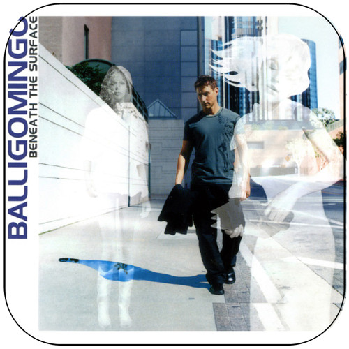 Balligomingo Remix Volume One Album Cover Sticker Album Cover Sticker