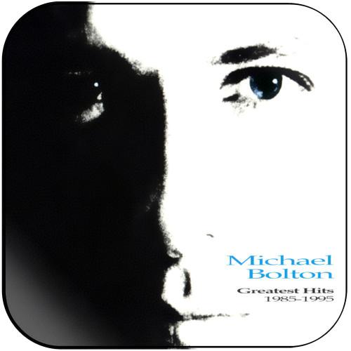 Michael Bolton Michael Bolotin Album Cover Sticker Album Cover Sticker