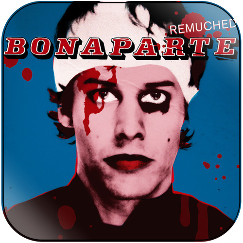 Bonaparte Sorry Were Open Album Cover Sticker Album Cover Sticker