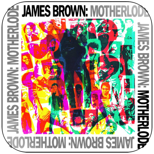 James Brown Please Please Please Album Cover Sticker Album Cover Sticker