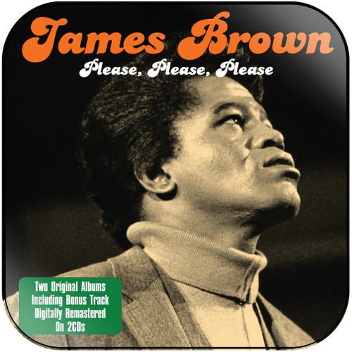 James Brown Revolution Of The Mind Album Cover Sticker Album Cover Sticker