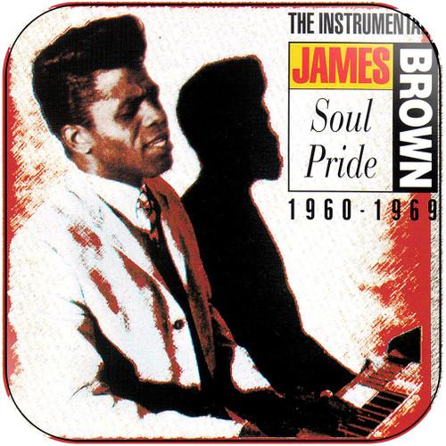 James Brown The Payback-1 Album Cover Sticker Album Cover Sticker