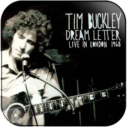 Tim Buckley Happy Sad Album Cover Sticker Album Cover Sticker