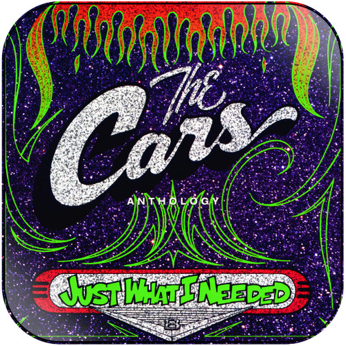 The Cars Just What I Needed The Cars Anthology Album Cover Sticker Album Cover Sticker