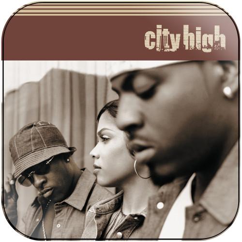 City High City High Album Cover Sticker Album Cover Sticker