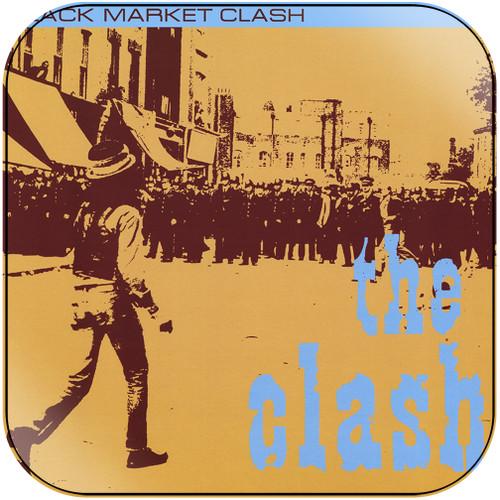 The Clash Black Market Clash Album Cover Sticker Album Cover Sticker