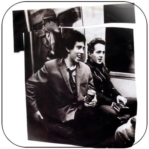 The Clash Capital Radio Ep Album Cover Sticker Album Cover Sticker