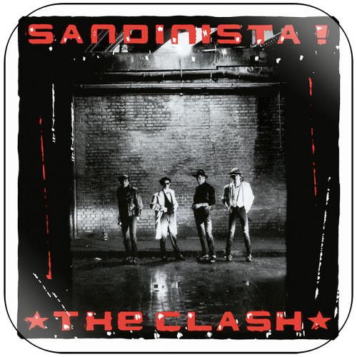 The Clash Sandinista Album Cover Sticker Album Cover Sticker