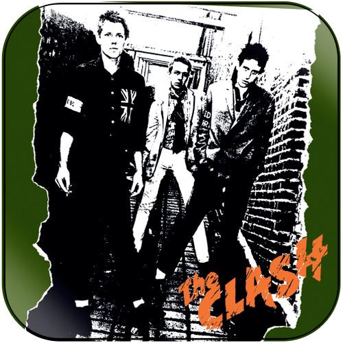 The Clash The Clash-1 Album Cover Sticker Album Cover Sticker
