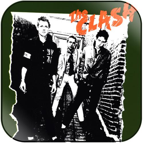 The Clash The Clash-2 Album Cover Sticker Album Cover Sticker
