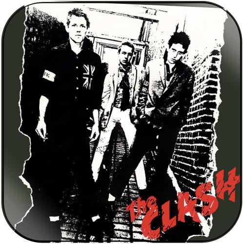 The Clash The Clash-3 Album Cover Sticker Album Cover Sticker