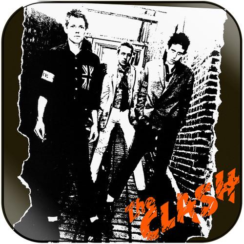 The Clash The Clash-4 Album Cover Sticker Album Cover Sticker