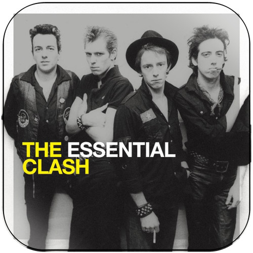 The Clash The Essential Clash-1 Album Cover Sticker Album Cover Sticker