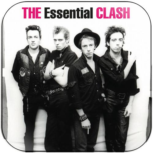 The Clash The Essential Clash-2 Album Cover Sticker Album Cover Sticker